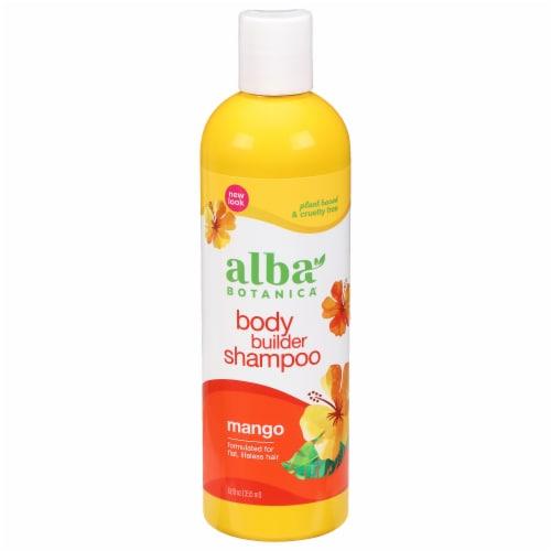 Alba Botanica Mango Moisturizing Hair Wash Perspective: front