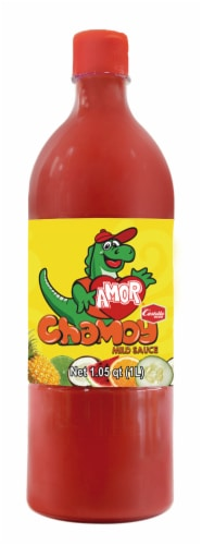 Castillo Amor Chamoy Mild Sauce Perspective: front