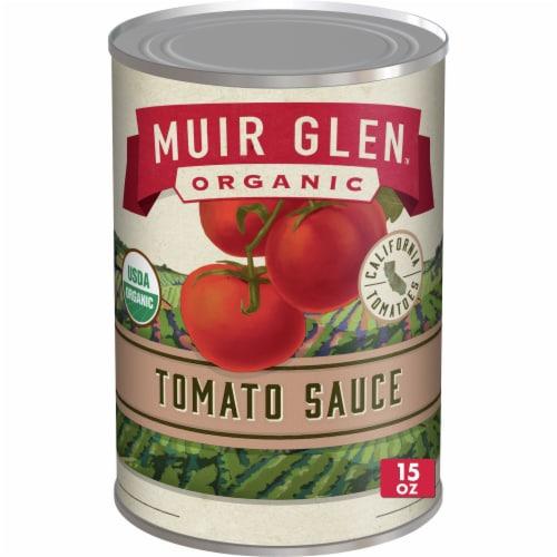 Muir Glen Organic Tomato Sauce Perspective: front