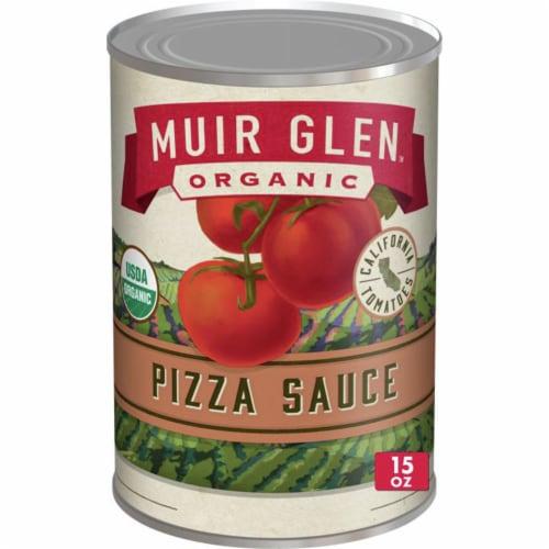 Muir Glen Organic Pizza Sauce Perspective: front