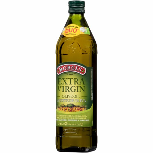 Borges Extra Virgin Olive Oil Perspective: front
