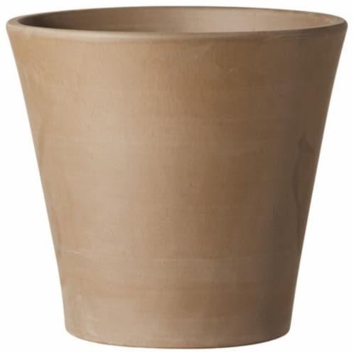 Deroma Spa Cono Graphite Pot Perspective: front
