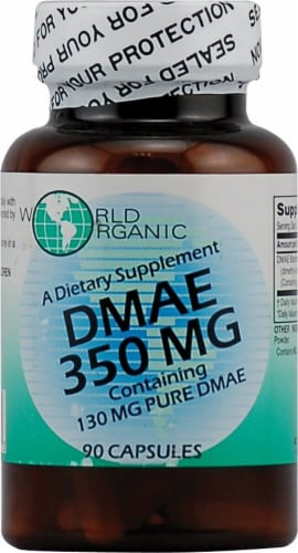 World Organic  DMAE Perspective: front