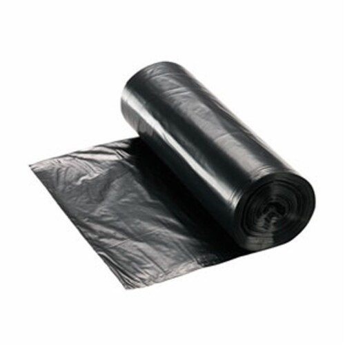 Black On A Roll Liner - Case of 1000 Perspective: front