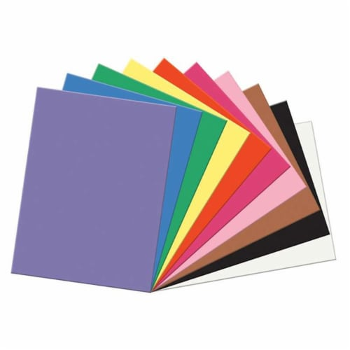 Sunworks Construction Paper - Pack of 5 Perspective: front