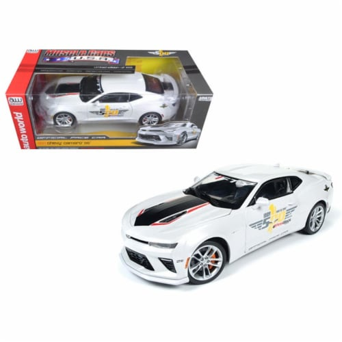 2017 Chevrolet Camaro SS Indy Pace Car Perspective: front