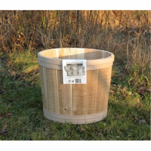 All Maine Bucket T614 17 x 14 Inch Tub Perspective: front