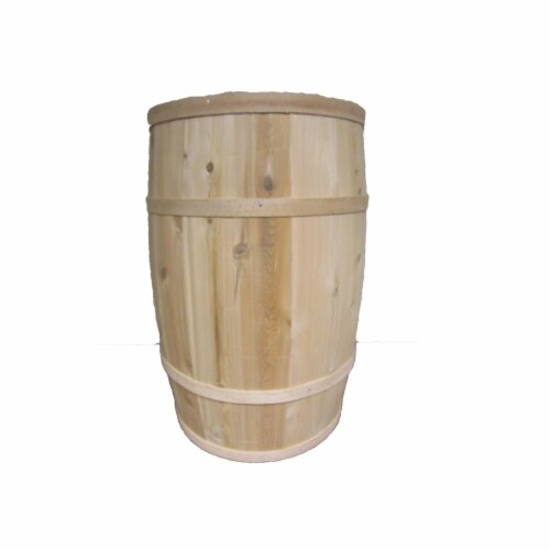 All Maine Bucket B160 16 x 27 Inch Barrel Perspective: front