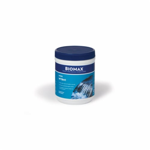 Atlantic WTBM1 BioMax Weekly Biological Conditioner - 1 lbs Perspective: front