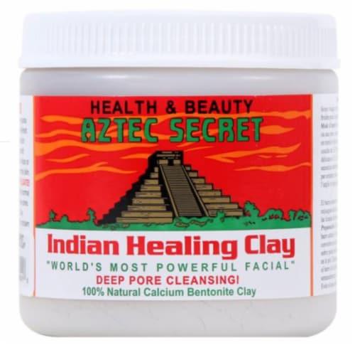 Aztec Secret Indian Healing Clay Perspective: front