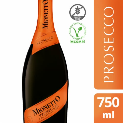 Mionetto Prosecco Brut Perspective: front