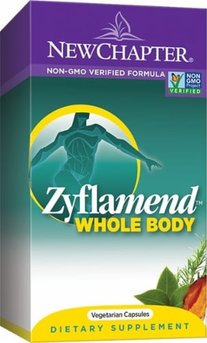 New Chapter Zyflamend Whole Body Perspective: front