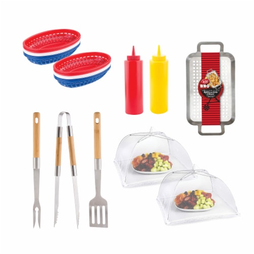 TableCraft Grill Service Kit Perspective: front