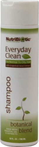 NutriBiotic  Everyday Clean Shampoo Botanical Blend Perspective: front