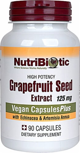 NutriBiotic  Grapefruit Seed Extract Perspective: front