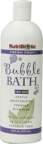NutriBiotic  Bubble Bath Fresh Fruit Perspective: front