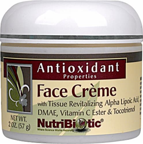NutriBiotic  Face Creme Perspective: front