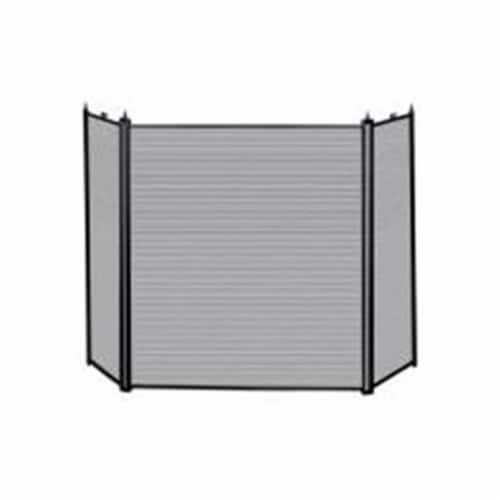 Uniflame S31030Bk 3 Fold Black Screen- S-1121 Perspective: front