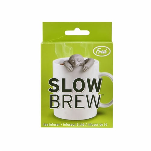 Fred Slow Brew Tea Infuser Perspective: front