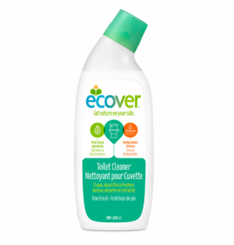 Ecover Ecological Toilet Cleaner Perspective: front
