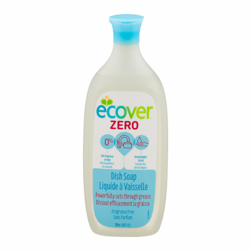 Ecover Zero Dish Soap Perspective: front