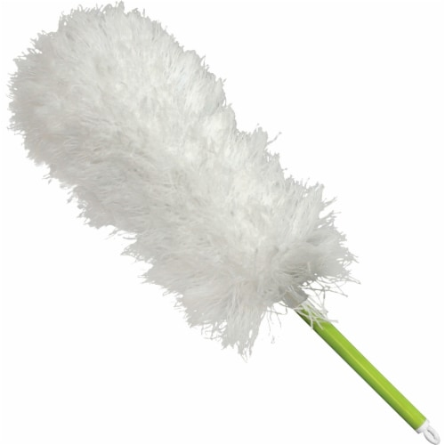 Microfiber Technologies IMP3147 16 in. Hand Duster, Yellow Green Perspective: front