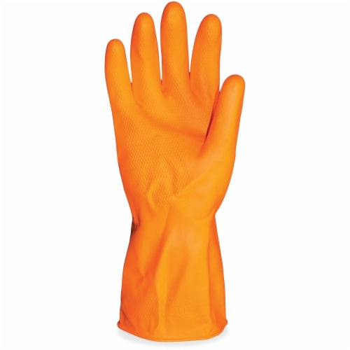 ProGuard Deluxe Work Gloves 8430L Perspective: front