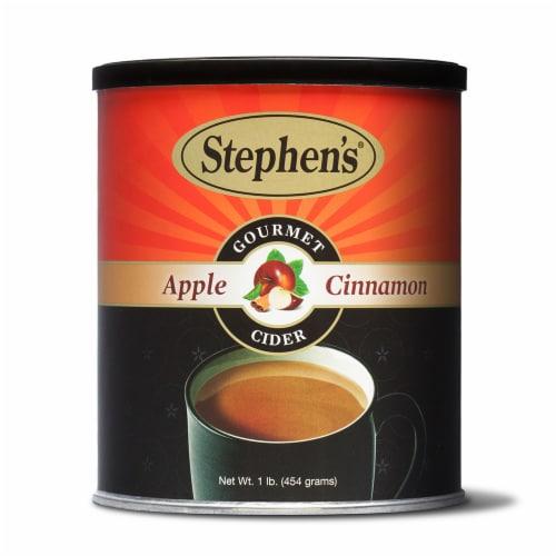 Stephen's® Gourmet Apple Cinnamon Cider Mix Perspective: front
