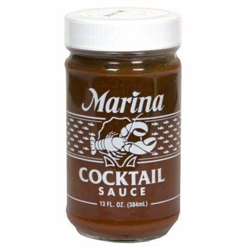 Marina Seafood Cocktail Sauce Perspective: front
