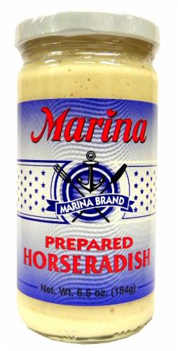 Marina Prepared Horseradish 6 5 Oz Qfc