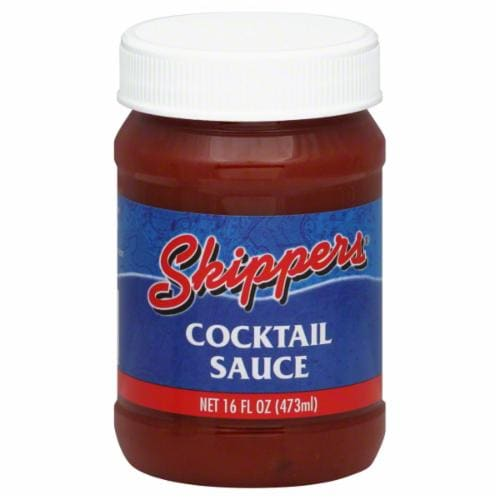 Skippers Cocktail Sauce Perspective: front