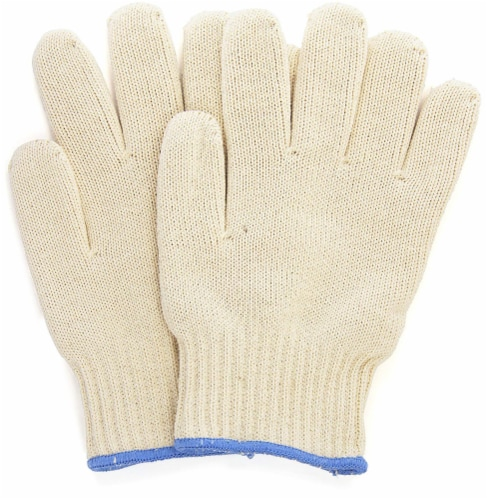 Kole Imports- Heat Resistant Oven Gloves Perspective: front