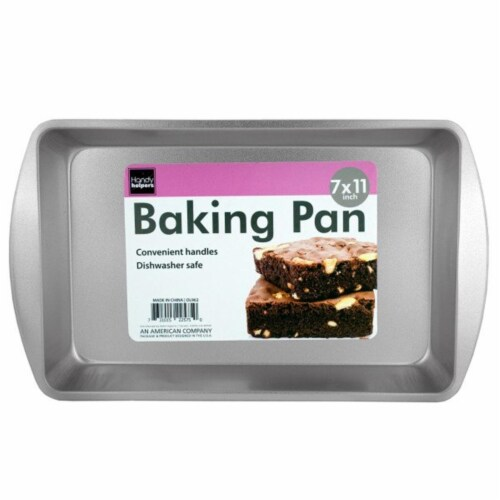 Bulk Buys OL962-48 Biscuit & Brownie Baking Pan - 48 Piece Perspective: front