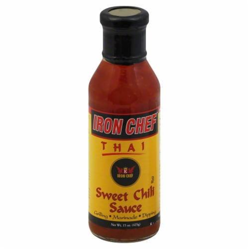 Iron Chef Thai Sweet Chili Sauce Perspective: front