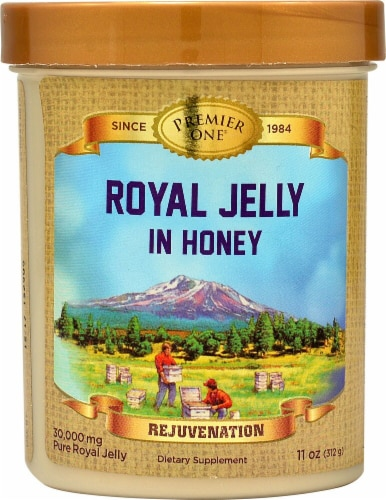 Premier One  Royal Jelly In Honey Perspective: front