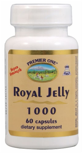 Premier One  Royal Jelly 1000 Perspective: front