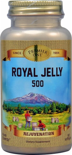 Premier One  Royal Jelly 500 Perspective: front