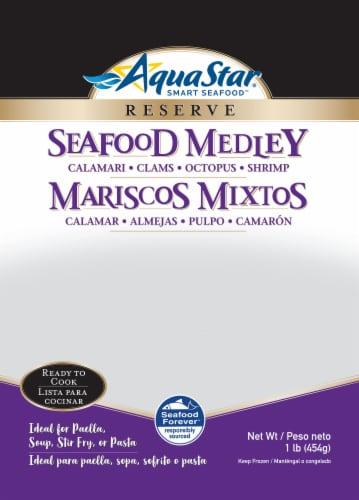 Aqua Star Seafood Mix Perspective: front