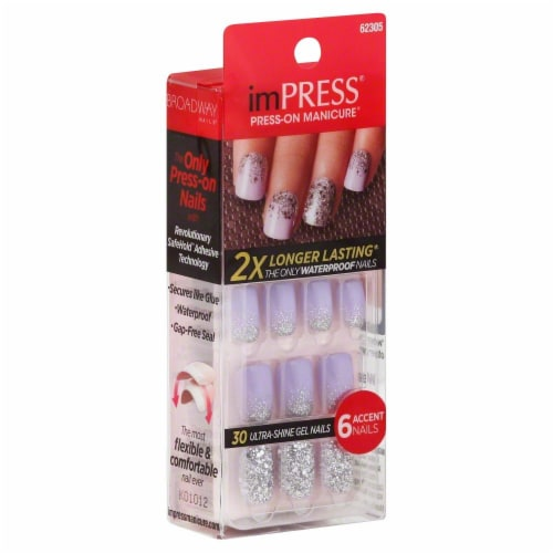 imPRESS 62305 Press-On Manicure Kit Perspective: front