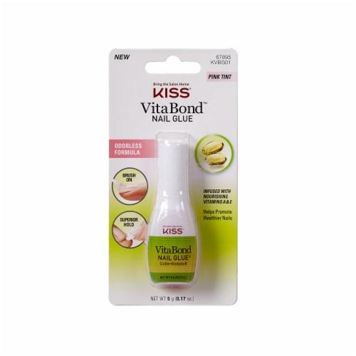 Kiss VitaBond Nail Glue Perspective: front