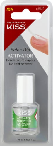 Kiss Salon Dip Activator Perspective: front