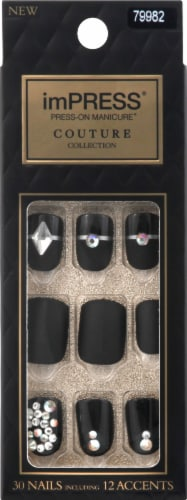 imPress Couture Collection Lavish Press On Manicure Perspective: front