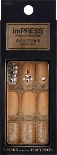 imPress Couture Collection Lush Life Press On Manicure Perspective: front