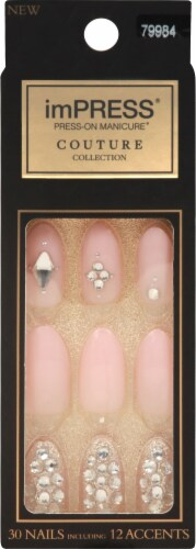 imPress Couture Collection Supreme Press On Manicure Perspective: front