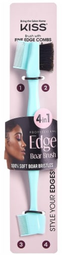 Kiss 4-In-1 Edge Brush Perspective: front