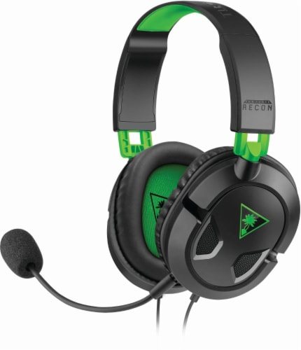Turtle Beach Ear Force® Recon 50X Stereo Gaming Headset for Xbox One - Green Perspective: front