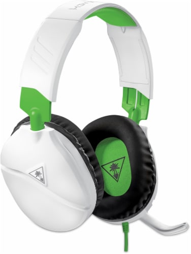 Turtle Beach Ear Force Recon 70 Xbox One Headset - White Perspective: front