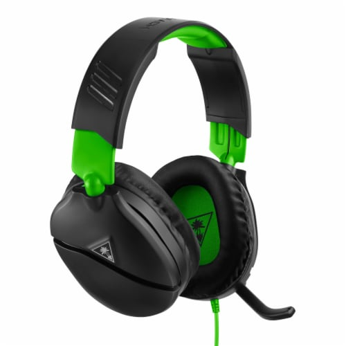 Turtle Beach Ear Force Recon 70 Xbox One Headset - Black Perspective: front
