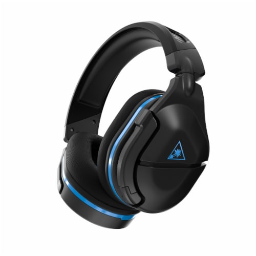 Turtle Beach Wireless PS4 & PS5 Gaming Headset - Black/Blue Perspective: front