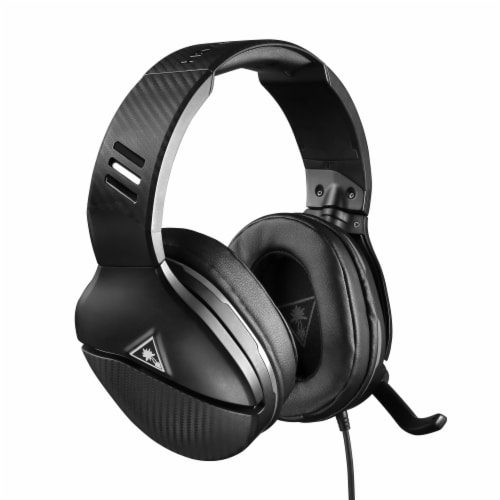 Turtle Beach Recon 200 Gaming Headset - Black Perspective: front
